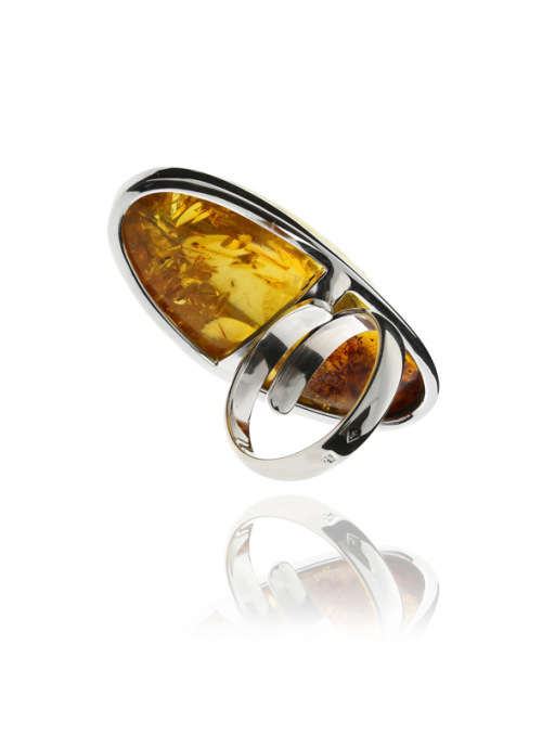 Home Amber ring - 4