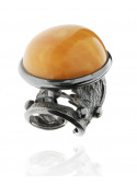 Home Amber ring - 2