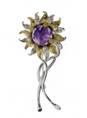 Brooches Sunflower Brooch - 1