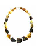 Corals Amber beads - 1