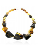 Corals Amber beads - 2