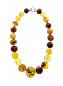 Home Corals with amber - 1