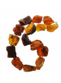 Home Corals with natural amber - 1